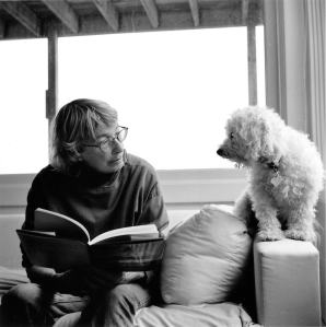 Mary Oliver and Percy